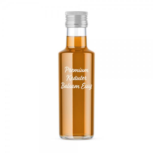Premium Aromatische Kräuter Balsam Essig