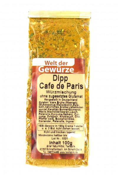 Dipp Cafe de Paris